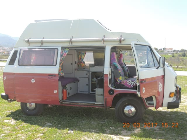 VW T3 Bulli Camper Urlaub - Alhaurín de la Torre - Camper/RV
