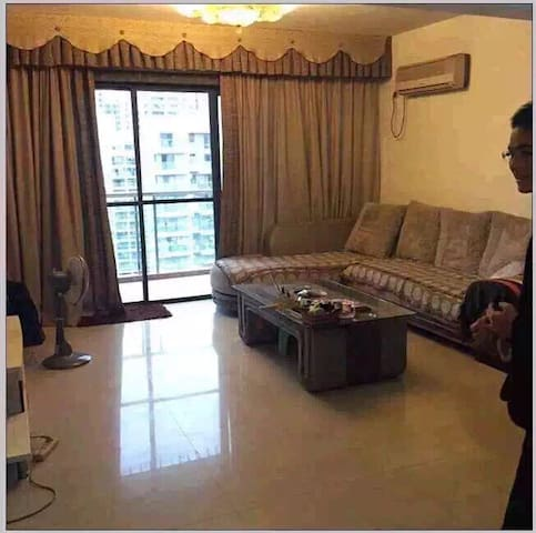 盛天尚都 精装温馨两房 配套齐全 - Nanning Shi - Apartment