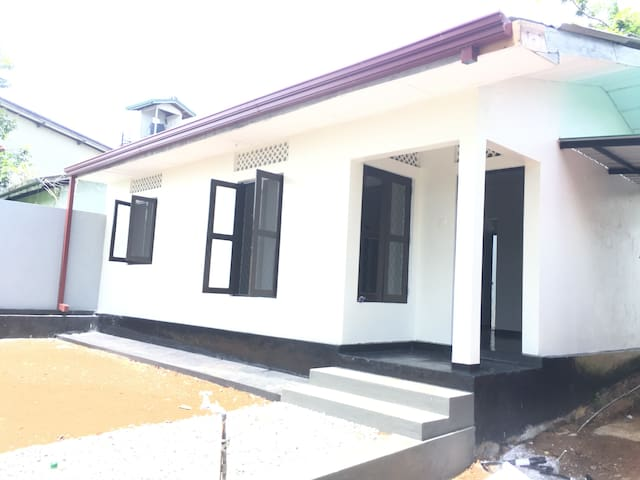 2 BD House in Malabe with Peaceful Environment