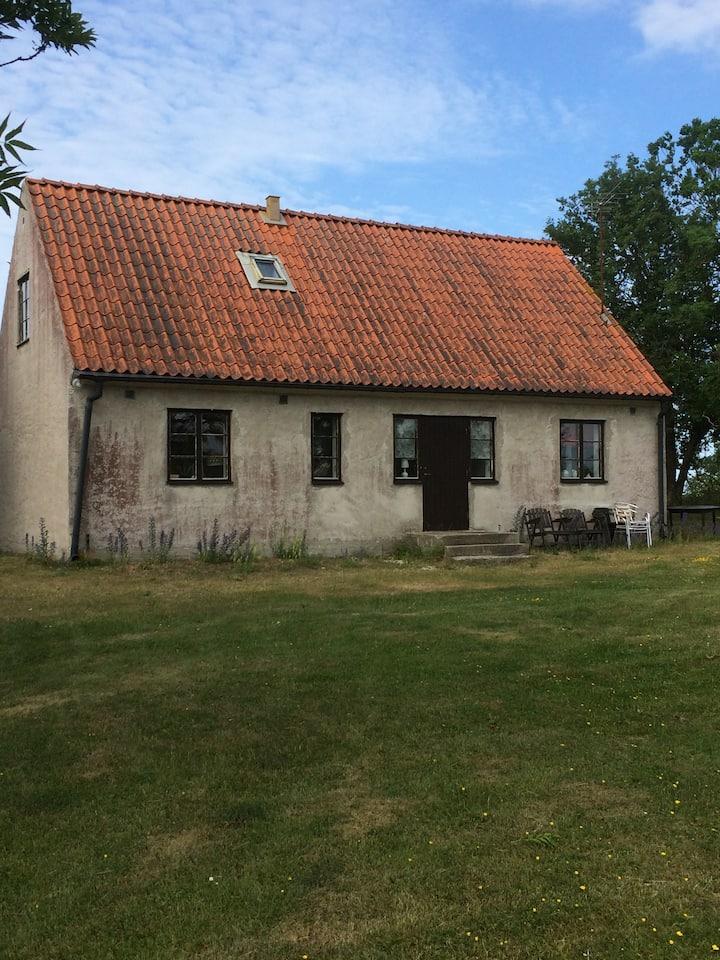 Friendly farmhouse of Friggars
