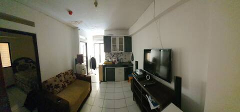 Staycation in nice Apartment 2BR in East Jakarta