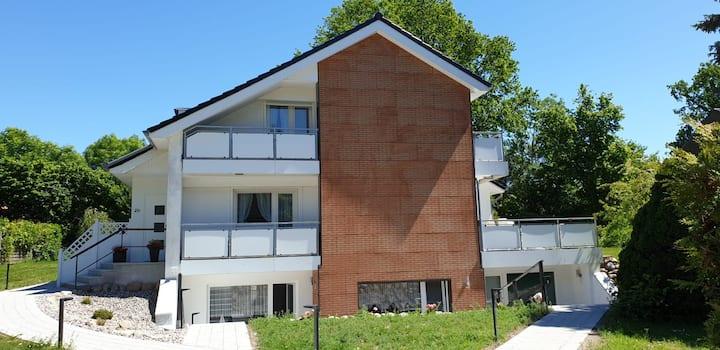 Hirschgrund - Appartment mit zwei Sonnenbalkonen