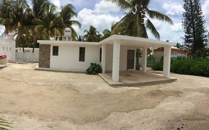 Casa de playa Novelo