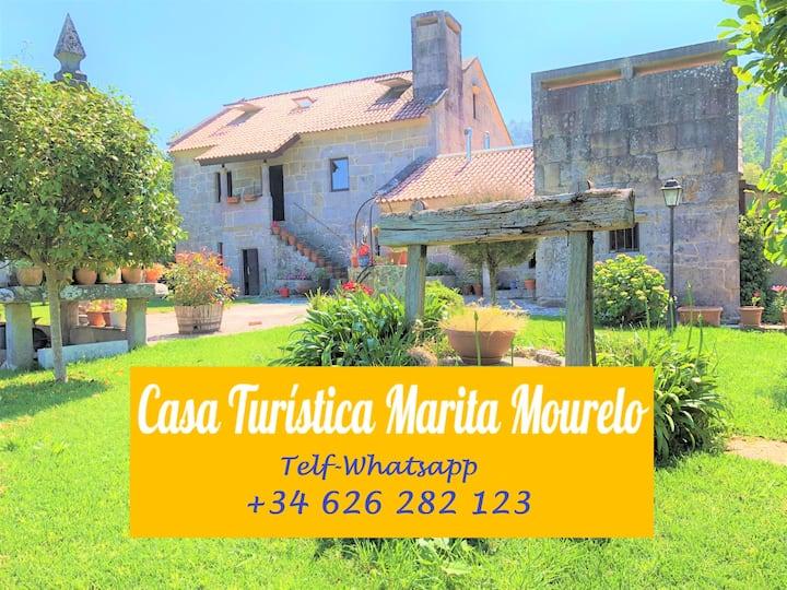 Casa Rural Rústica Marita Mourelo Val Miñor