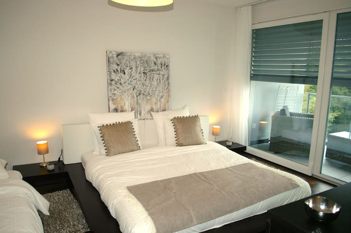 Comfortable 1 bed 100m to lake (B18) - Morges - Apartment