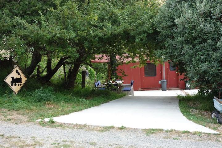 Tiny House Train-Eco stay