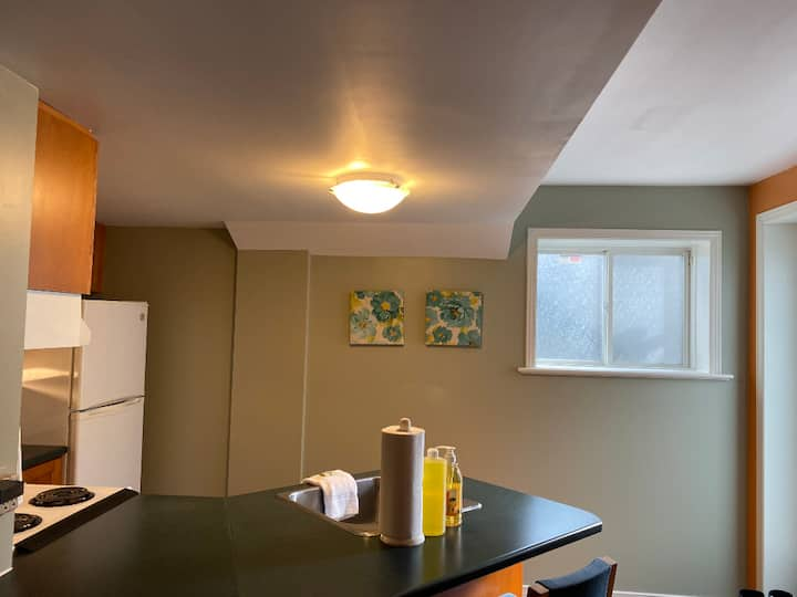 Cozy Hintonburg Guest Suite