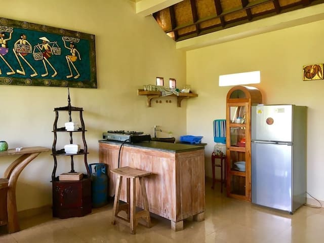 SUPER OFFER!! RELAXING UBUD HOME WITH AMAZING VIEW