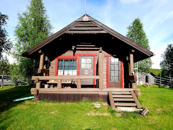 Villa Juoksenki, part of Finnish Lapland