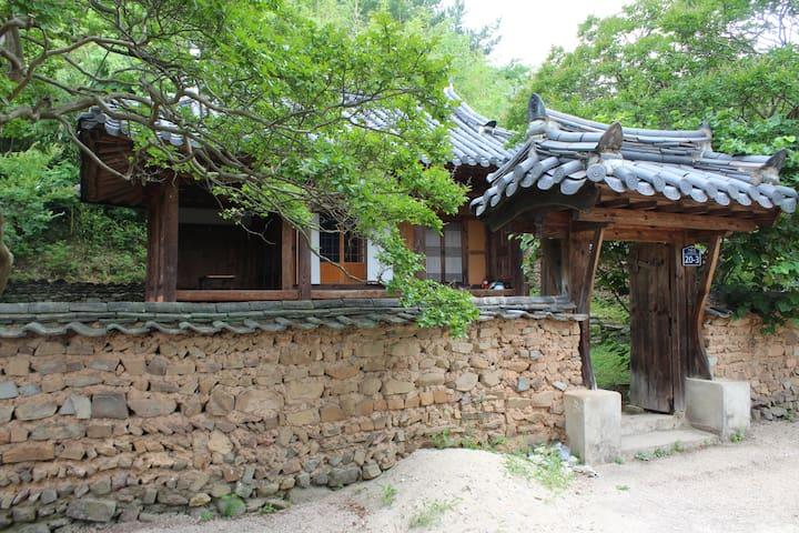 추우재 본채 - Goryeong-gun - Huoneisto