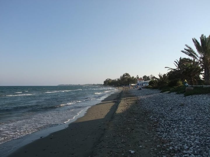 Holiday house by the beach, 2 bedrooms