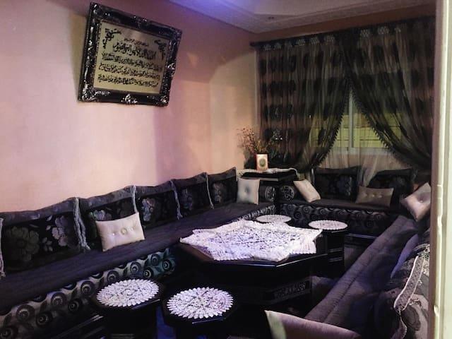 Appartement meublé au centre sala el jadida