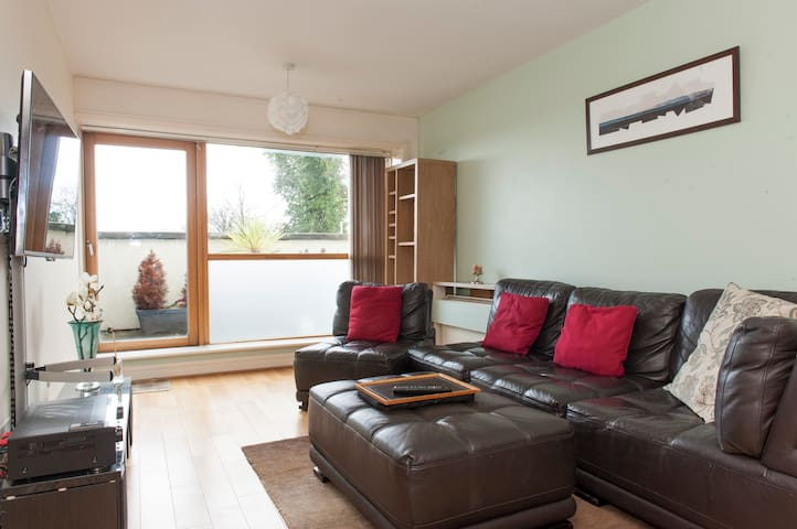 Modern 2 bed apartment with views - Dun laoghaire  - Apartment