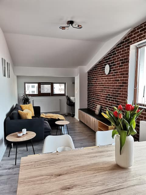 Cozy apartment in the Business area of Bucharest