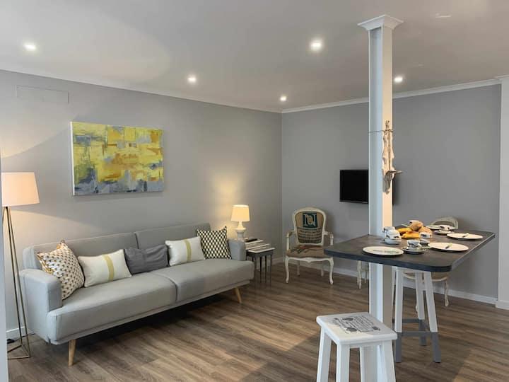 Appartement gracieux au centre-ville de Cascais