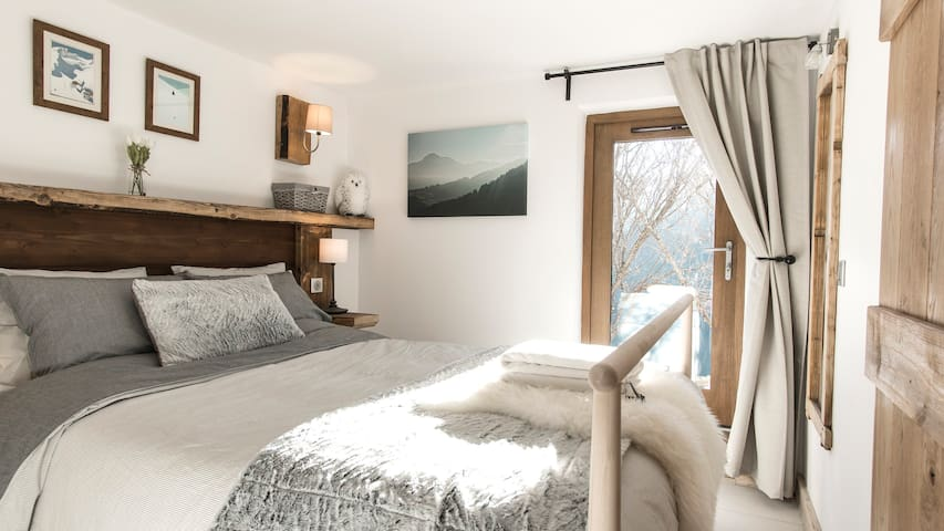 Stunning Accommodation - Close to Morzine - La Côte-d'Arbroz - Huis