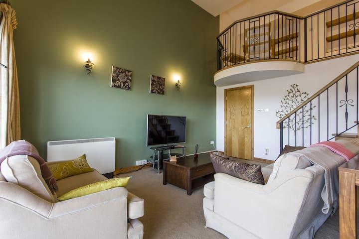 The Balinteer Loft Apartment