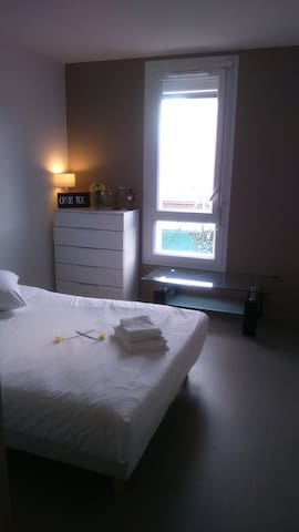 Appartement agreable récent - Toulouse - Flat