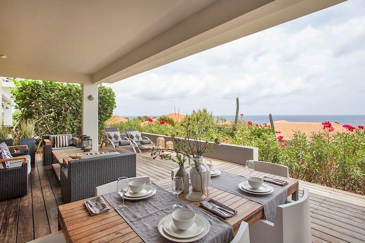 Sea view apartment at Boca Gentil - Curaçao