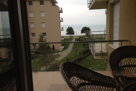 Beautiful apartment by lake Balaton - Siófok - Huoneisto