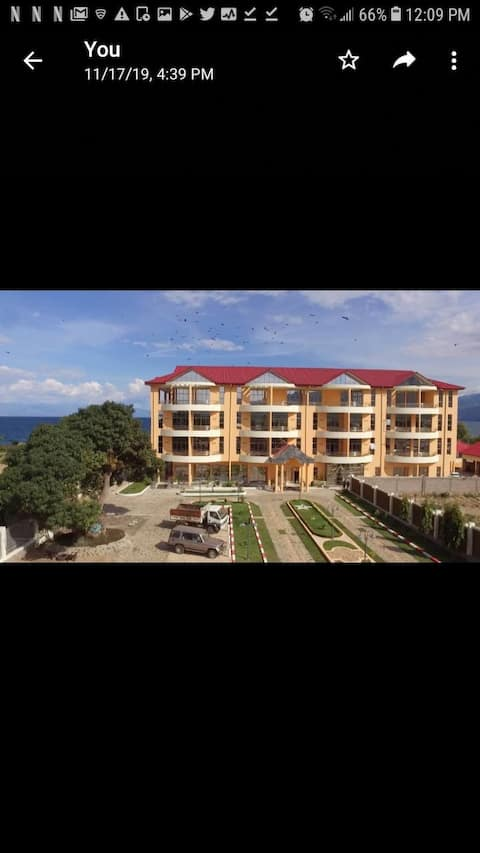 Bahari Beach Hotel, welcome to Uvira!