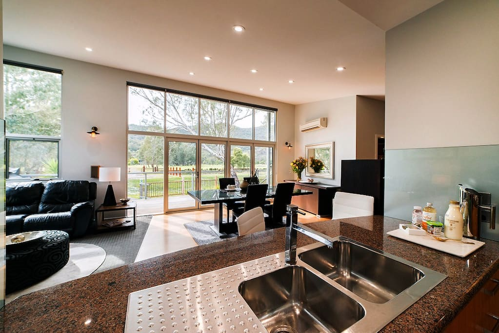 The perfect retreat for guests wanting undreamt of luxury