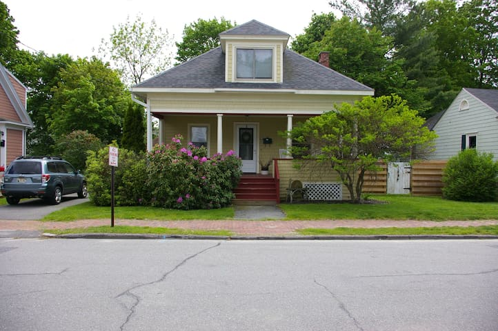 Funky Portland Home -10 Mins to Old Port/Downtown