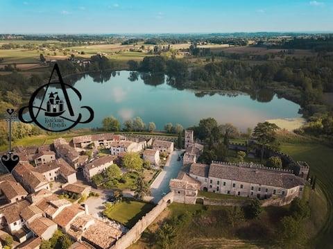 Residenza al Castello-Casa nel borgo medievale