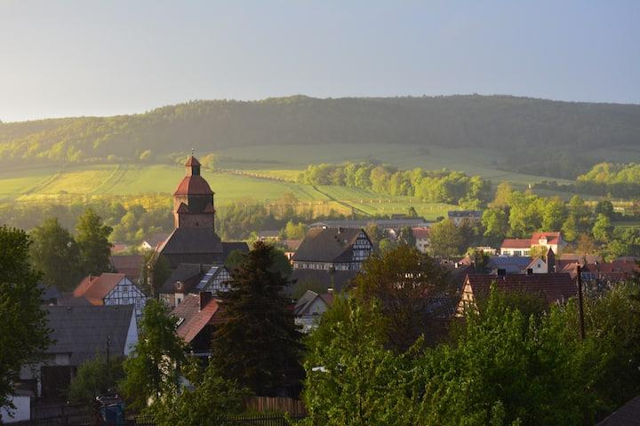 Villa Bellevue, exclusiv  in Waldhessen