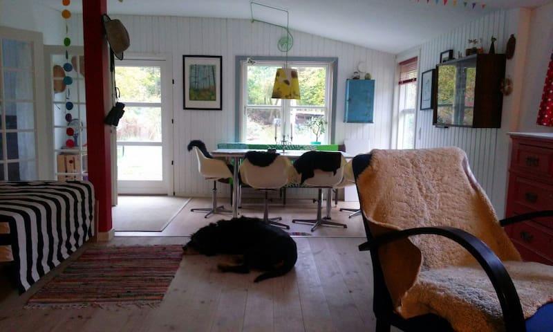 Hyggeligt sommerhus Cozy cottage - Jægerspris