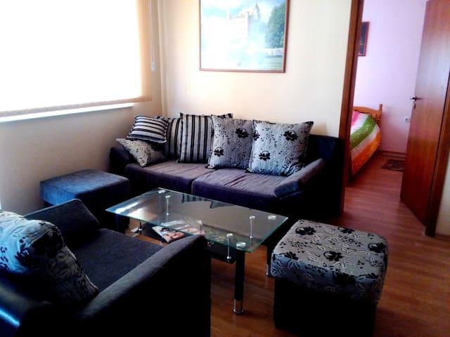 Cozy apartment in Central Plovdiv - Płowdiw - Apartament