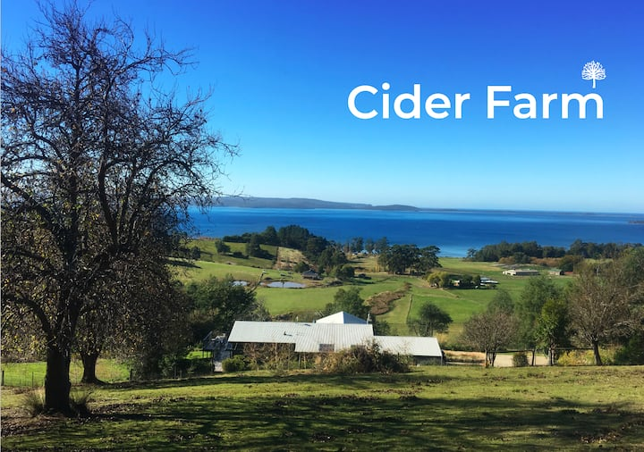 Cider Farm - retreat with magnificent views