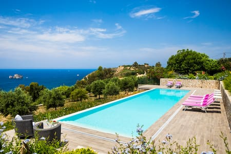 VILLA LE RONDINI - Breathtaking Views!