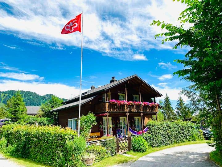 The Swiss Paradise  1 Wunderschöne Ferienwohnung