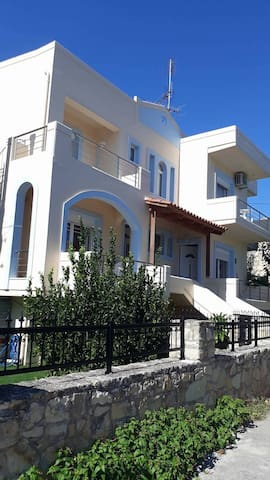 OLYMPIC VIEW VILLA,sunny residence,Kalami,Chania
