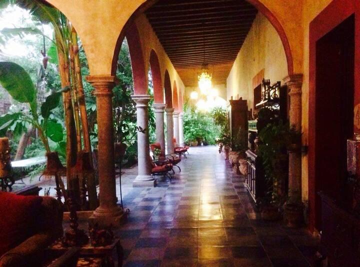Hotel Plaza Alamos (cuarto 3)