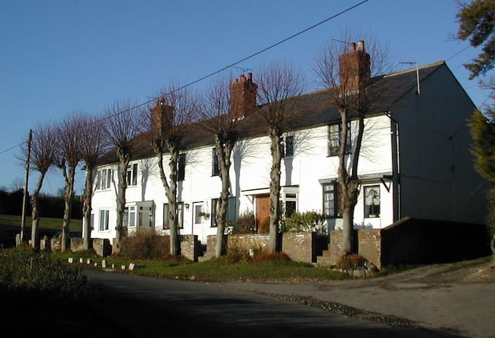 Cottage on the historic Pilgrims Way