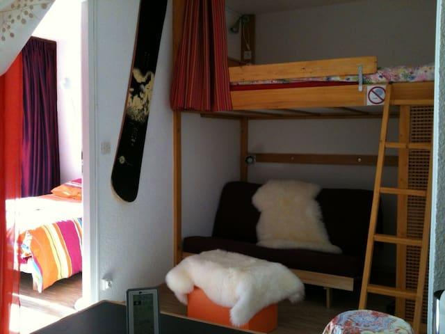 Appartement skis aux pieds ARC 2000 - Bourg-Saint-Maurice - Appartement