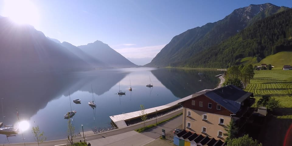 Appartements am Achensee - Urlaub direkt am See - Pertisau - Appartement