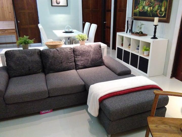 Comfortable & Clean @Daan 3min MRT