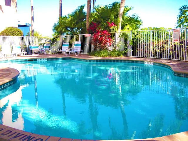 New listing!5 Room Lock-Out Golf Tennis SPA Resort - Palm Beach Gardens - Apartment