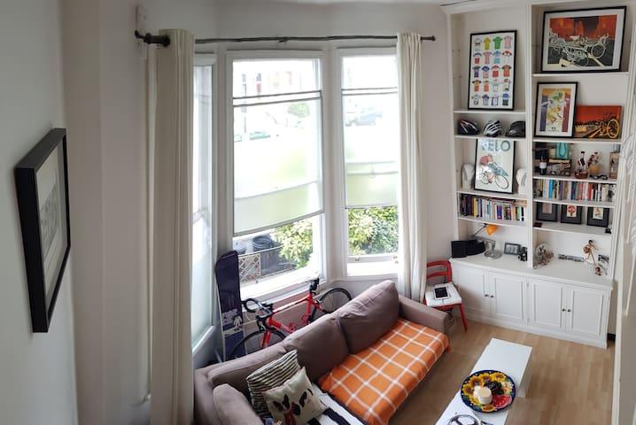 Lofting & living in Kensington