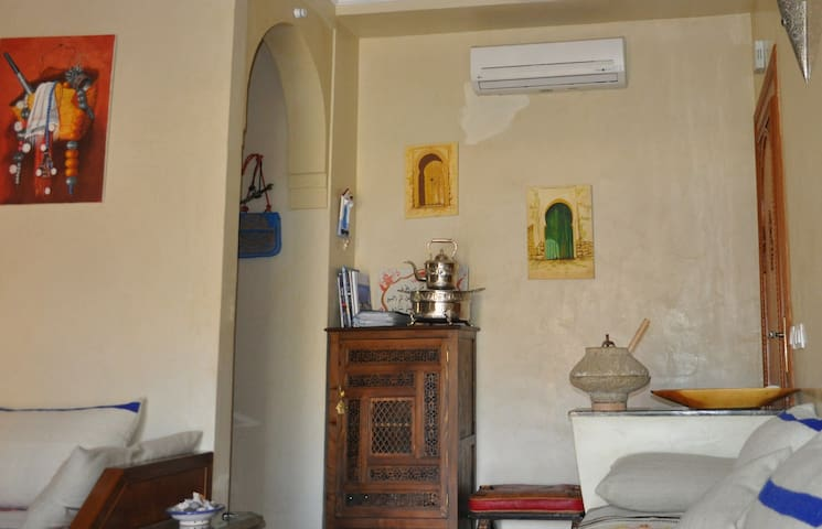 Cosy apartment in seaside village - Mohammedia - Daire