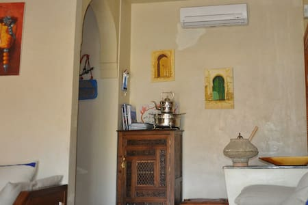 Cosy apartment in seaside village - Mohammedia - Appartement