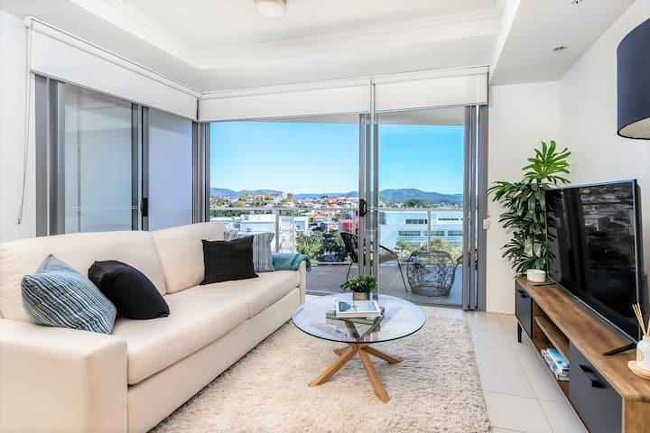 Stunning resort style apartment in Kelvin Grove