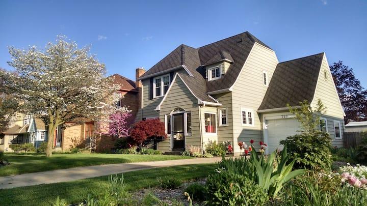 Charming Home in NE Grand Rapids