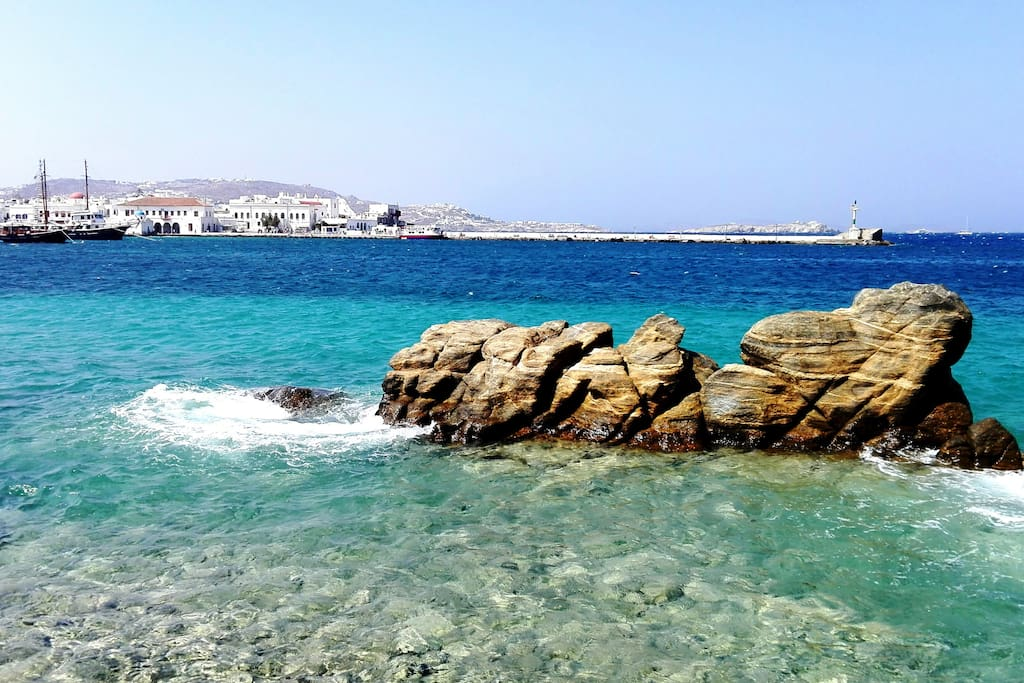 Mykonos - The Old Harbour