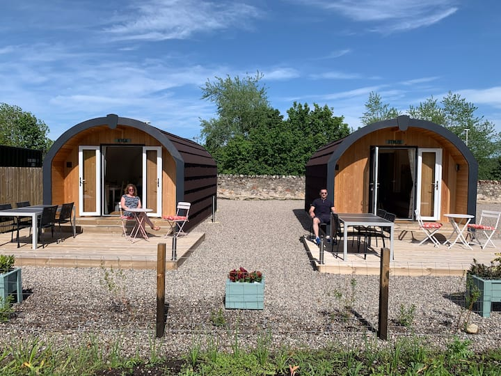 Ardgay Glamping Pods-Kyle.