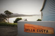 Bella Costa sign
