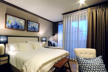 COZY ROOMS near BTS / MBK / SIAM PARAGON  # 01 - Bangkok - Wohnung